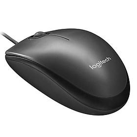 Chuột có dây Logitech M90