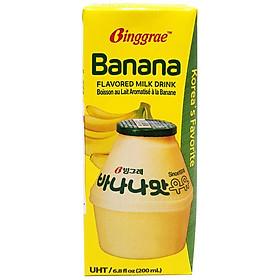 [Chỉ Giao HCM] - Sữa Chuối Binggrae 200ml
