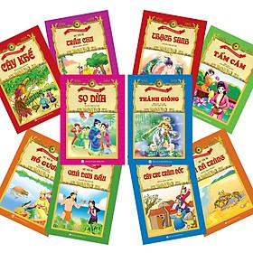 Full Combo 10 cuốn Truyện Cổ tích Việt Nam
