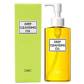 Dầu Tẩy Trang DHC Deep Cleansing Oil (L) 200ml