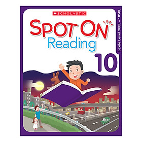 Scholastic Spot On Reading 10