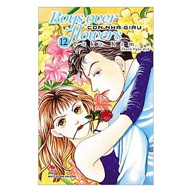 Boys Over Flowers - Con Nhà Giàu (Tập 12)