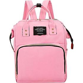 Baby Bag Backpack Large Capacity 3 Color Nappy Feeding Bottle Waterproof