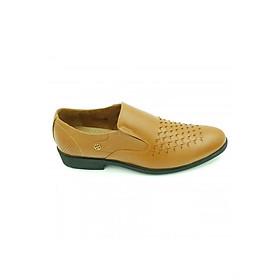 Hình đại diện sản phẩm Giày Tây Nam Da Bò Hải Nancy G1822V - Vàng