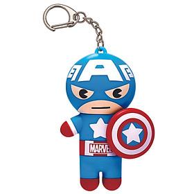 Son Siêu Anh Hùng Marvel – Đội trưởng Mỹ Captain America - Marvel Super Hero Captain America Lip Balm