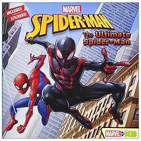 Marvel's Spider-Man: The Ultimate Spider-Man (Marvel Spider-man)
