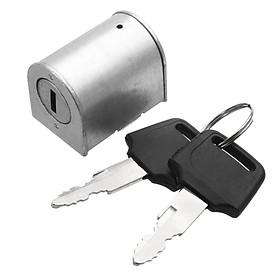 Cub Passport Steering Lock For Honda C50 C65 C 0 C90 CT 90 C100 C102 C200