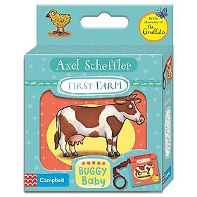 Axel Scheffler First Farm Buggy Book