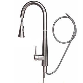 Vòi rửa bát rút dây cao cấp RANOX RN2238