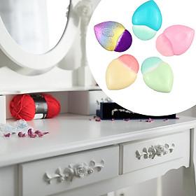 Heart-shaped Makeup Brush Foundation Portable Blusher Brush Professional