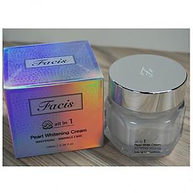 Kem dưỡng trắng da ngọc trai Facis Pearl Whitening Cream