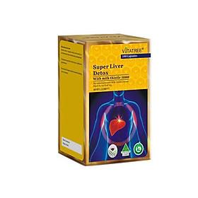Hình đại diện sản phẩm Vitatree Super Liver Detox With milk thistle 38000