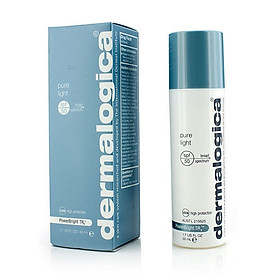 Kem dưỡng chống nắng Dermalogica Pure Light SPF50 50ml