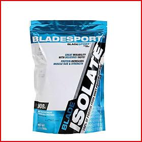 Sữa Tăng Cơ Blade Isolate 908g (2Lbs) – Protein tinh khiết hấp thụ nhanh – Hỗ trợ phục hồi, phát triển cơ bắp cho người chơi thể hình và thể thao - Hương vị Chocolate – Thương hiệu Châu Âu, nhập khẩu chính hãng