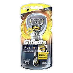 Cán Dao Cạo Gillette Fusion Proshield Base