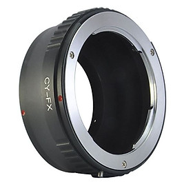 Ngàm chuyển lens C/Y - Cho Fuji Film FX Camera