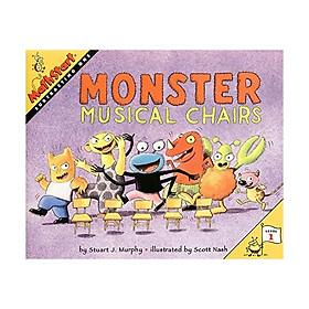 Mathstart L1:Monster Musical Chairs