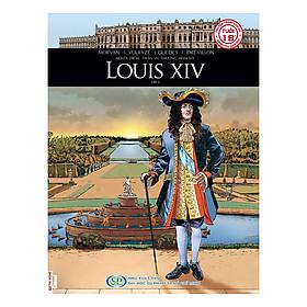 Truyện Tranh Lịch Sử - Louis XIV (Tập 2)