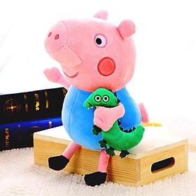 Gấu Bông, Thú Bông Heo Peppa Pig Lợn  30CM Quà Tặng Cho Các Bé Siêu Đáng Yêu