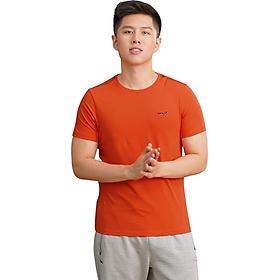 Áo phông nam Kwin ngắn tay cổ tròn KTS1702 kiểu dáng trẻ trung, chất liệu thoáng mát, co giãn 4 chiều - Hàng chính hãng