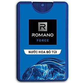 Nước Hoa Bỏ Túi Romano Force (18ml)
