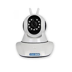 Camera IP Wifi Yoosee 3 Râu HD720P - HÀNG NHẬP KHÂU