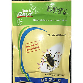 Thuốc diệt ruồi QUICK BAYT thế hệ mới