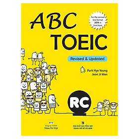 Abc Toeic RC (For The Revised Test Format 2019 In Viet Nam)