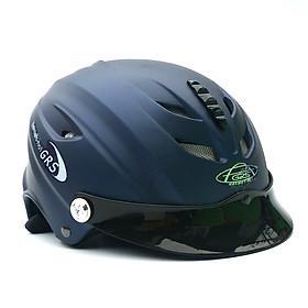 Mũ bảo hiểm nửa đầu lưỡi trai GRS A760