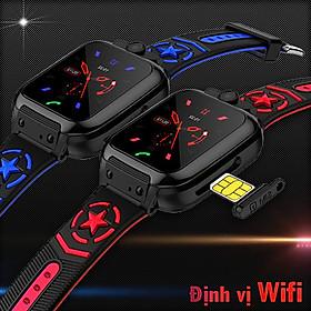 Đồng hồ Định vị Wifi Pin Trâu 730mAh Hàng nhập khẩu