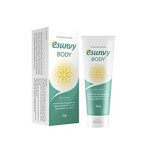 Gel Ngừa Mụn Toàn Thân Esunvy Body - Sạch mụn, hết thâm, mờ sẹo - Tuýp 50g