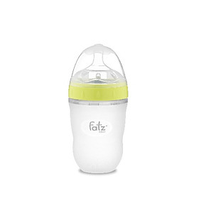 Bình sữa Silicon Fatz Baby 180ml