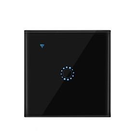 Công Tắc Wifi Hiển Thị Đèn LED Cảm Ứng Thông Minh Điều Khiển Bằng Giọng Nói Alexa