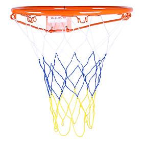 Vành Bóng Rổ Tiến Sport TS-L (45cm) + Kèm Lưới (Lưới màu ngẫu nhiên)