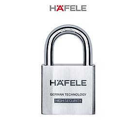 Khoá treo super 62mm Hafele - 482.01.972 (Hàng chính hãng)