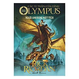 Phần 1 Series Các Anh Hùng Của Đỉnh Olympus: Người Anh Hùng Mất Tích (Tái Bản)