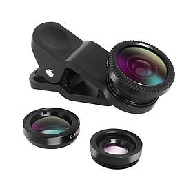 Ống kính chụp hình du lịch 3 in1 cho điện thoại để bạn không bỏ lỡ bất kì những nơi nào mà bạn ưng ý nhất - lk1984 - màu ngẫu nhiên
