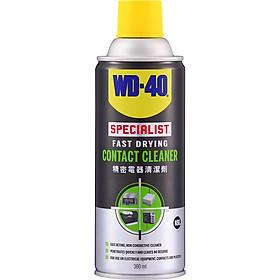 Chất Làm Sạch Bề Mặt Khô Nhanh Fast Drying Contact Cleaner WD-40 (360ml)