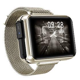 Smart Bracelet with BT Earbud Wireless Headphone Watch 2 in 1 Intelligent Bracelet TWS Sleep Music Headset Sport Fitness
