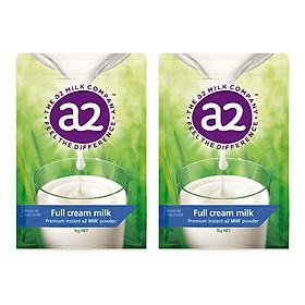 Combo 2 sữa A2 nguyên kem 1kg
