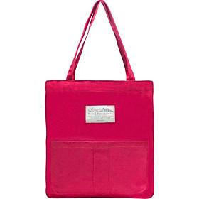 Túi Vải Tote Đeo Vai Form Lớn XinhStore