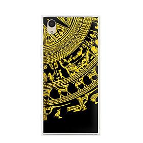 Ốp lưng dẻo cho điện thoại Sony Xperia XA1 Plus - 01156 7820 TRỐNG ĐỒNG 02 - Hàng Chính Hãng