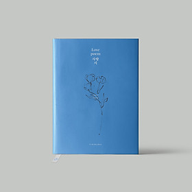 IU Love Poem 5th Mini Album CD+Photobook+Photocard+Bookmark+Etc