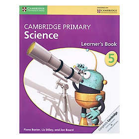 Cambridge Primary Science 5: Learner Book