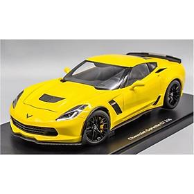 Xe Mô Hình Chevrolet Corvette C7 Z06 1:18 Autoart - 71263aa1 (Vàng)