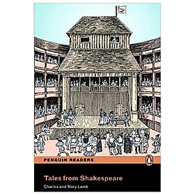 Level 5: Tales from Shakespeare Book and MP3 Pack (Pearson English Graded Readers)