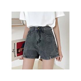 Hình đại diện sản phẩm Quần short jean nữ Thời Trang SJN18