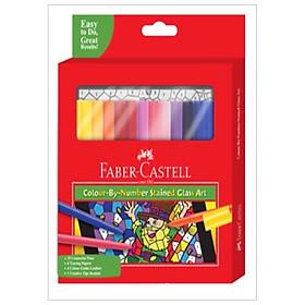 Bộ Khung Tranh Tô Màu Bằng Số 155082 Faber Castell
