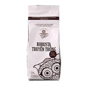 Cà phê pha phin Robusta Truyền Thống (250g)