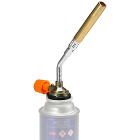 Outdoor Camping Burner Butane Gas Torch Kitchen Blow Lighter Soldering Welding Torch Culinary Torches Picnic BBQ Tool